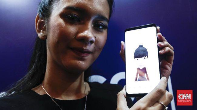 Ada beberapa hal yang harus diperhatikan saat membaut emoji AR menggunakan Galaxy S9, apa saja?