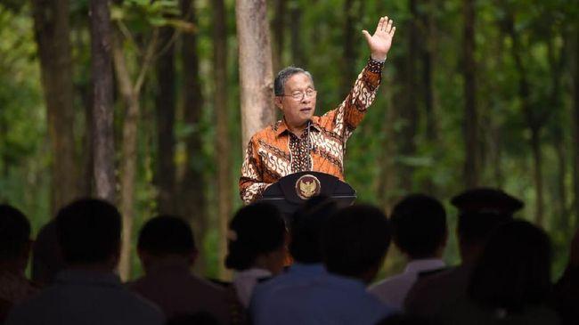 Menteri Koordinator Bidang Perekonomi Darmin Nasution berharap neraca dagang bisa kembali positif mengingat insentif fiskal berupa tax holiday telah diberikan.