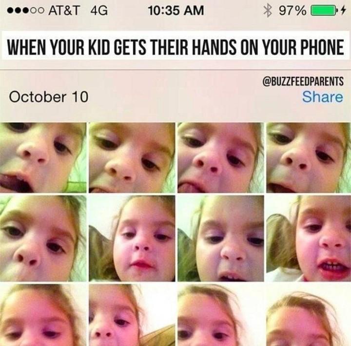 Kocak deh, kumpulan meme ini 'mewakili' banyak perasaan para orang tua seputar pola asuh mereka. Adakah yang pas, Bun?