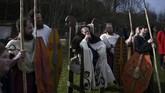 Jelang perayaan Hari Santo Patrick pada 17 Maret nanti, sejumlah pihak mengenang misi salib mantan budak yang sukses membaptis Irlandia itu.