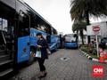 BPTJ Luncurkan Bus Rute Pondok Cabe-Bandara Soetta