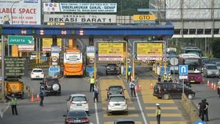 Transaksi Jalan Tol Anjlok 26 Persen Gara-gara Pandemi Corona