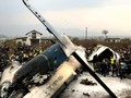 VIDEO: Momen-momen Kecelakaan Pesawat di Nepal