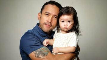 Potret Keseruan si 'Hot Daddy' Maruli Tampubolon Bersama Putrinya