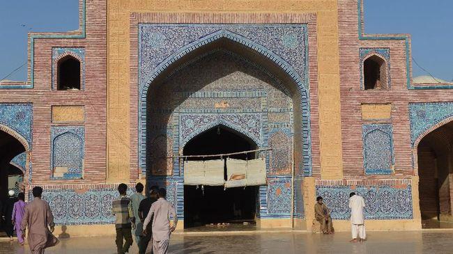 Shah Jahan Mosque, masjid pertama bagi umat Islam di Inggris, ditingkatkan statusnya dari Grade II menjadi Grade I, setara Istana Buckingham.