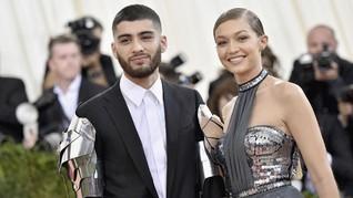 Gigi Hadid Konfirmasi Hamil Anak Zayn Malik