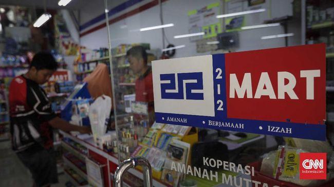 Anggota Komunitas Koperasi Syariah 212 Mart awalnya diiming-imingi bisnis untuk kemajuan umat, tapi kini merasa dirugikan dan ditinggalkan.