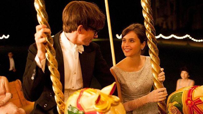 Sejumlah film romantis berikut berasal dari kisah nyata dan cocok disaksikan untuk Valentine alias Hari Kasih Sayang yang jatuh setiap 14 Februari.
