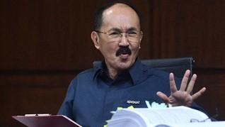 Izin Lebaran Ditolak Hakim, Fredrich Yunadi Sumpahi Jaksa
