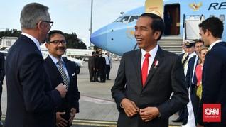 Cerita Jam Tidur Jokowi di Mobil hingga Helikopter