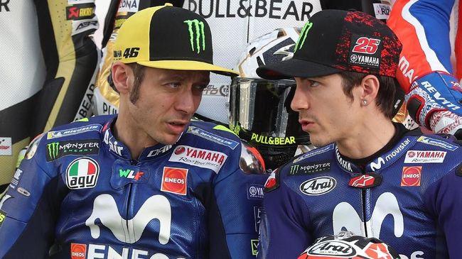 Pebalap Movistar Yamaha Valentino Rossi mengaku kecewa karena akan start di baris ketiga MotoGP Qatar, Minggu (18/3), tepatnya di posisi kedelapan.