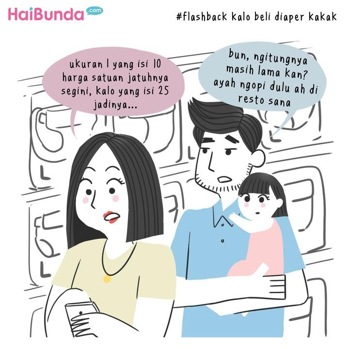 Sebagai ibu, kita memang perlu berhemat ya, Bun. Kalau Bunda, apa sih cara yang dilakukan untuk berhemat? Yuk bagikan ceritanya di kolom komentar.