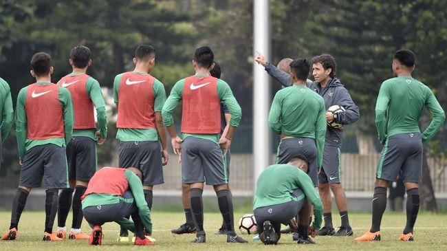 Striker Timnas Indonesia U-23 Batal Ikut ke Singapura