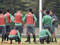 Hansamu Absen, Evan dan Hanif Calon Kapten Timnas Indonesia
