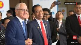 VIDEO: PM Australia Lempar Pujian untuk Jokowi
