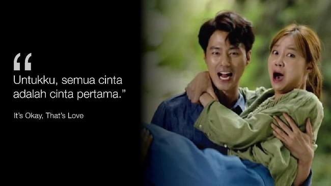 Foto Barisan Kutipan Romantis Drama Korea