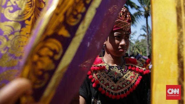 Pokdarwis di Desa Munggu, Kecamatan Mengwi, Provinsi Bali mengemas tradisi Mekotek menjadi fragmentari yang dapat menjadi atraksi wisata.