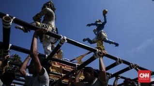 Ogoh-ogoh Absen dalam Perayaan Nyepi Tahun Ini