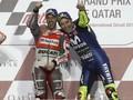 Dovizioso: Mungkin Saya Lebih Dulu Pensiun dari Rossi
