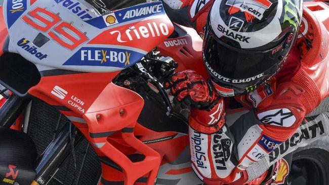 Jorge Lorenzo Sedih Tampil Buruk di MotoGP Amerika Serikat
