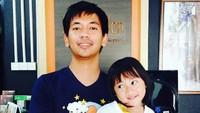 <p>Imut banget Ralia, putri kecil kebanggaan Ayah Rian. (Foto: rianekkypradipta)wa</p>