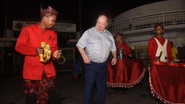 Kota Liverpool menjalin kerja sama 'sister city' dengan Kota Surabaya.