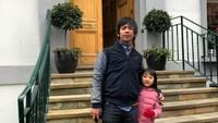 <p>Pria bernama asli Rian Ekky Pradipta ini menikah di tahun 2012. Skarang dia sudah mempunyai anak manis berusia 5 tahun. (Foto: rianekkypradipta)</p>