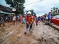 Longsor dan Banjir Bandang Terjang 3 Desa di Bandung Barat