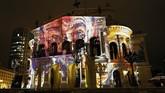 Festival Luminale menjadi acara yang memadukan keindahan seni pencahayaan dengan kekuatan arsitektural di sudut-sudut Frankfurt, Jerman.