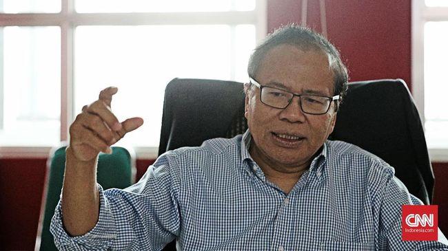 Rizal Ramli membeberkan dugaan kejahatan yang dilakukan oleh mantan Gubernur Bank Indonesia Boediono terkait rencana penyelamatan Bank Indover dan Bank Century.