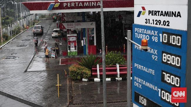 Pertamina akan menjual BBM jenis Pertamax, Dex, hingga Premium dalam kemasan selama periode mudik Lebaran 2018.