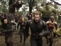 Keintiman Keluarga Besar Marvel di Balik 'Infinity War'