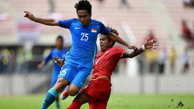 Bek timnas Singapura U-23, Illyas Lee, optimistis skuatnya mampu mengalahkan Timnas Indonesia U-23 pada laga persahabatan di Stadion Nasional.