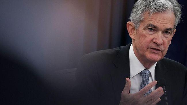 The Fed, bank sentral AS, memutuskan mempertahankan suku bunga acuannya di level terendah, yaitu 0-0,25 persen. Kemungkinan bertahan hingga 2023.
