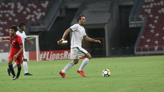 Pelatih timnas Singapura U-23, Fandi Ahmad, mengakui Timnas Indonesia U-23 unggul segalanya pada laga persahabatan di Stadion Nasional Singapura, Rabu (21/3).