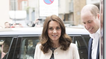 Website Ini Bakal Update Info Anak ke-3 Pangeran William-Kate
