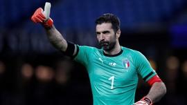 Buffon Sudah Tidak Diperlukan di Timnas Italia