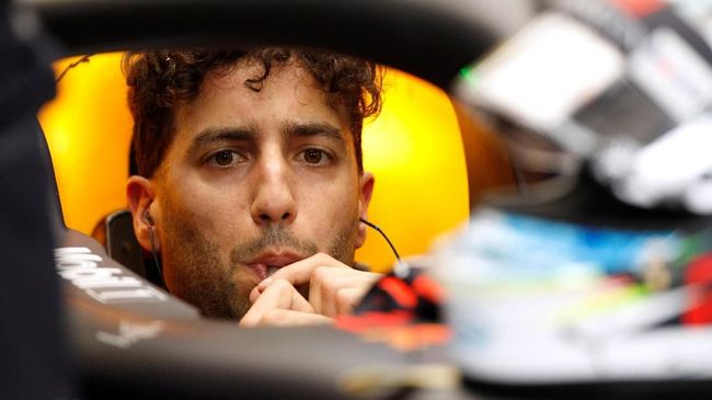 Pebalap F1 Daniel Ricciardo sempat menolak ikut balapan GP Belgia, Minggu (1/9), karena kecelakaan yang merenggut nyawa pebalap Anthoine Hubert.