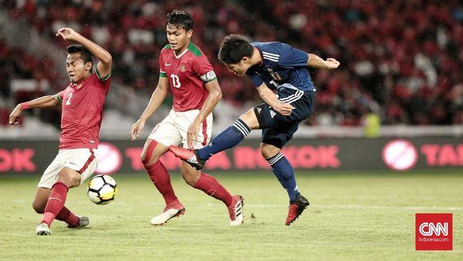 Pelatih timnas Jepang U-19 Masanaga Kageyama menantikan atmosfer ketika anak asuhnya berhadapan dengan Timnas Indonesia U-19 di SUGBK.