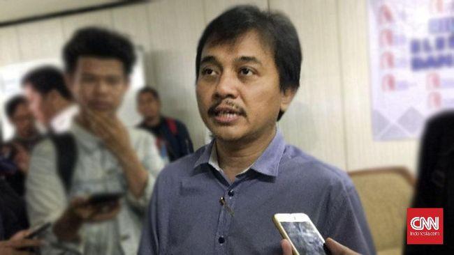 Roy Suryo kehabisan tiket dari Yogyakarta sehingga tak bisa datang ke Kemenpora untuk membahas perihal aset negara dengan Sesmenpora Gatot S Dewa Broto.