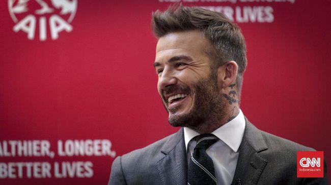 David Beckham baru-baru ini membagikan sejumlah tips kesehatan fisik serta mental yang dijalaninya bersama keluarga saat pandemi Covid-19 berlangsung.