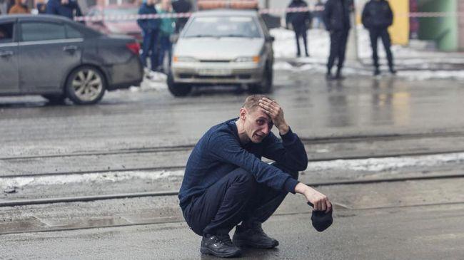 Presiden Vladimir Putin menyebut kebakaran mal di Rusia yang menewaskan 64 orang, 41 diantaranya anak-anak sebagai kejahatan akibat kelalaian.
