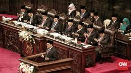 PPP Akui Ajukan Revisi UU MD3 Untuk Tambah Kursi MPR