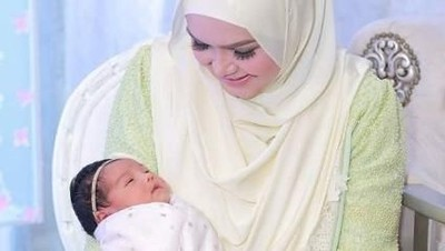 Ini Keistimewaan Arti Nama Aafiyah, Bayi 'Comelnya' Siti Nurhaliza