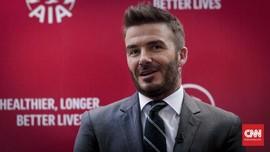 Kontrak Rp2,9 T, Beckham Disebut Jadi Ambassador Piala Dunia