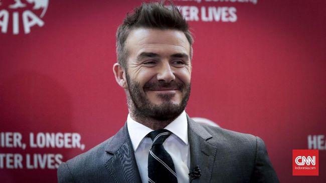 David Beckham terpilih menjadi pemain terakhir yang masuk Hall of Fame Liga Inggris 2021.
