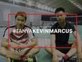 VIDEO: Kevin/Marcus Pernah Dibohongi Saat Naik Becak di Paris