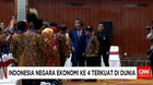 Indonesia Negara Ekonomi Ke-4 Terkuat di Dunia