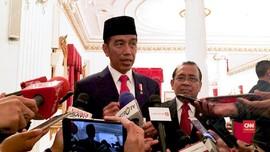 Jokowi Klaim Eksekusi Denda Karhutla Rp18 T Masih Berjalan