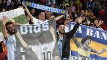 Messi: Diego Maradona Abadi